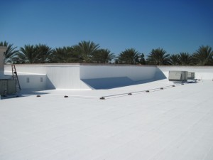 acrylic roof tall walls
