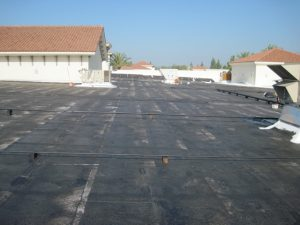 reinforced roof system