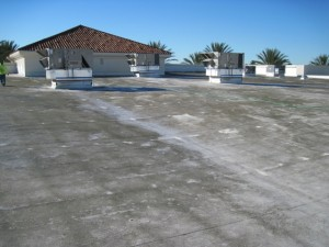 Power Wash Roof