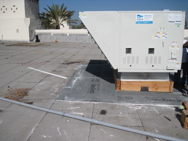 Commercial Roofing Management